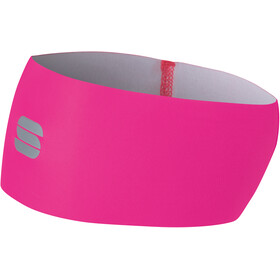 Sportful Edge Stirnband Damen bubble gum